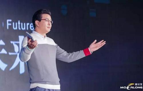 摩尔龙董事长兼CEO刘东
